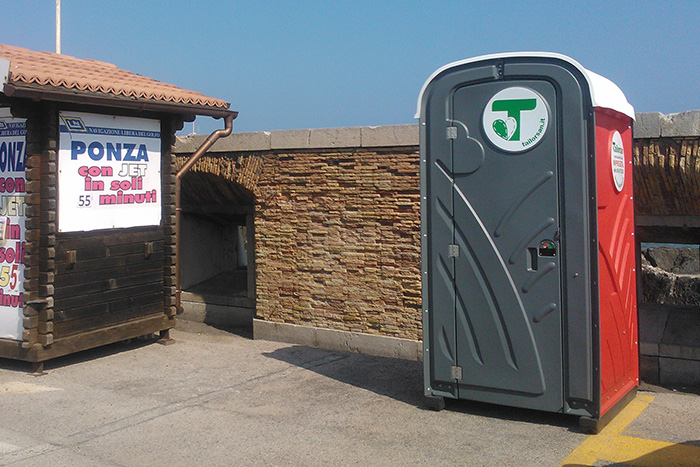Fotografie bagno mobile per disabili amiko xl. noleggio bagni