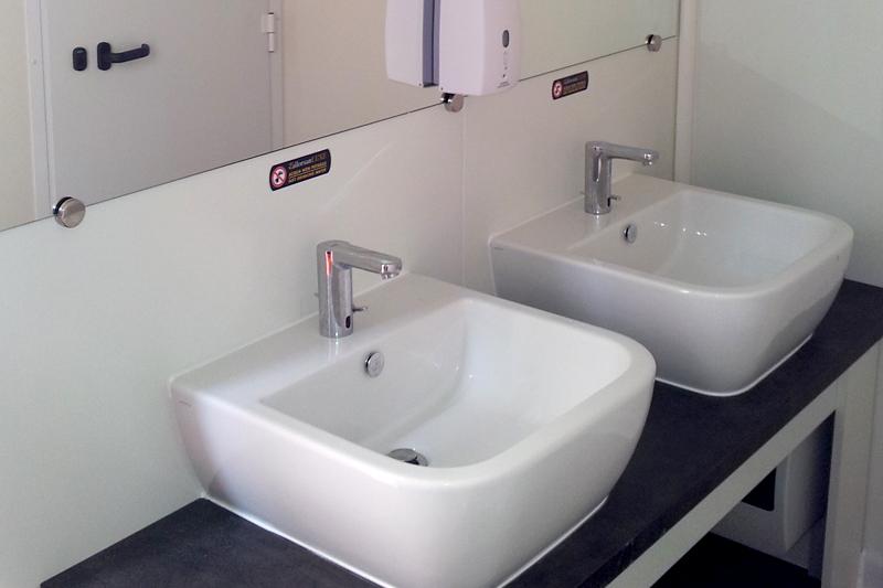Bagno twins 008 tailorsan noleggio wc chimici - Noleggio bagni chimici firenze ...