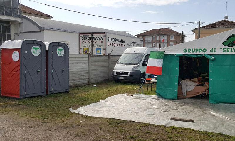 Adunata alpini 2016 ad asti con tailorsan tailorsan noleggio wc chimici - Noleggio bagni chimici firenze ...