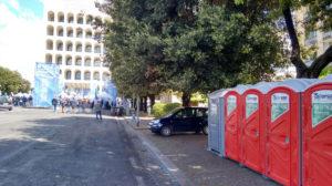 WC Chimici a Roma 1° Maggio