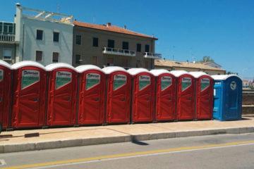 Noleggio Bagni Chimici con Qualità Tailorsan in tutta Italia