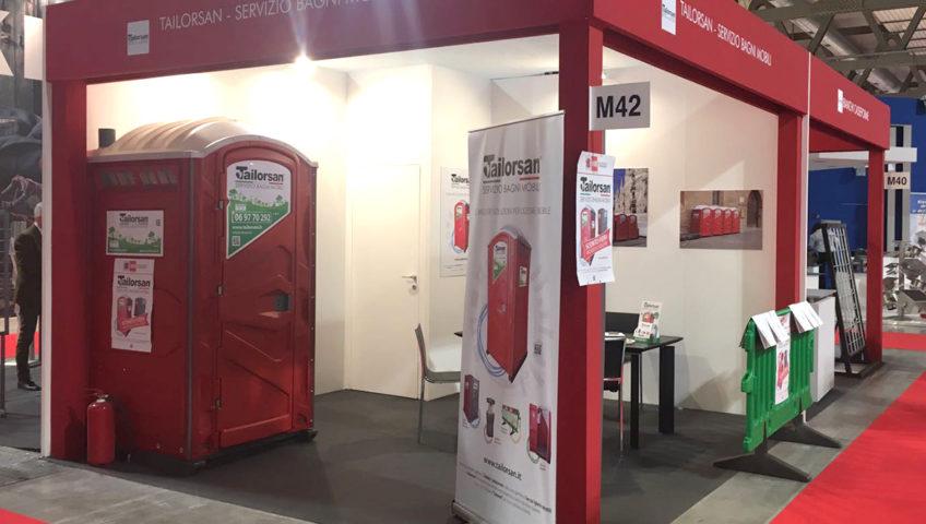 Tailorsan a made expo innovazione nel rispetto della - Noleggio bagni chimici firenze ...