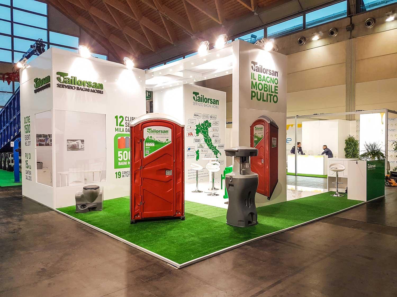Ecomondo tailorsan noleggio wc chimici - Noleggio bagni chimici firenze ...