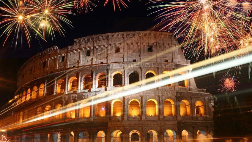 Capodanno Roma 2019